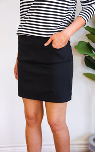 EVERYDAY SKORT - BLACK