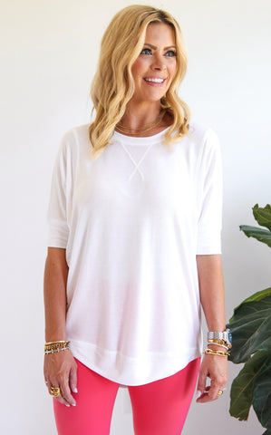STYX TOP - WHITE