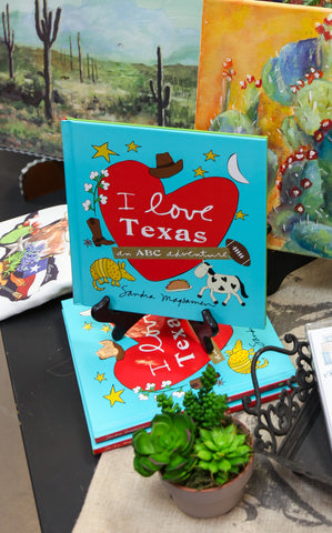 I LOVE TEXAS BOOK
