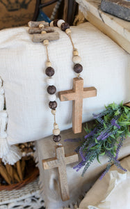 CROSS GARLAND