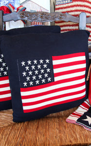 FLAG KINT PILLOW