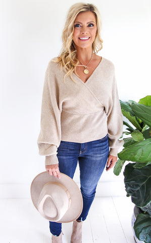 ELLE LAIN - RICHMOND KNIT - OATMEAL