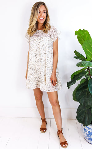 BRIDGERTON LEOPARD DRESS