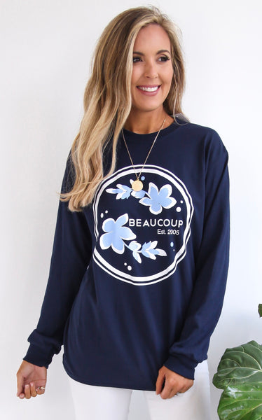 LIMITED EDITION - BEAUCOUP FLORAL TEE