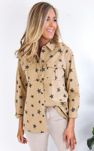 SNAPPY STAR TOP