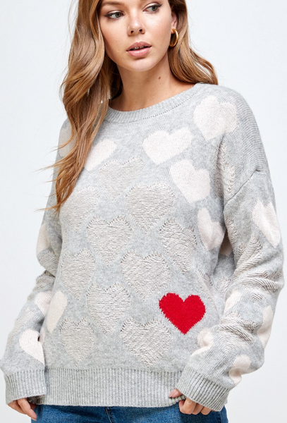SECRET LOVE SWEATER