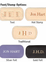 JON HART - SS CARRY ON - INCLUDES MONOGRAM
