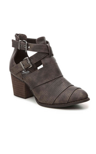 PRANCE BOOTIE- DARK BROWN