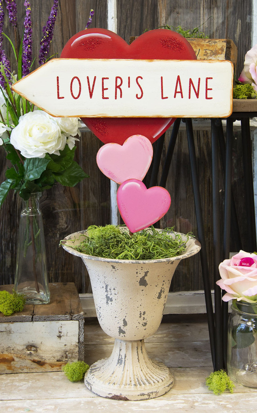 LOVER'S LANE STAKE - INCLUDES ADDITIONAL SHIPPING