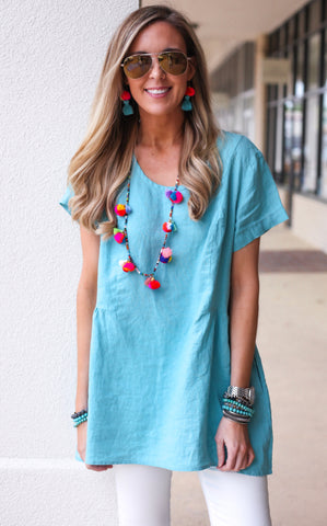 PLAY IN IT TUNIC