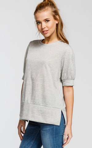 STONEY TOP - GREY