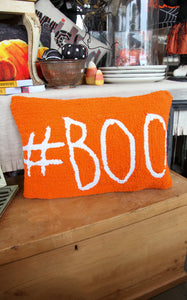 #BOO PILLOW