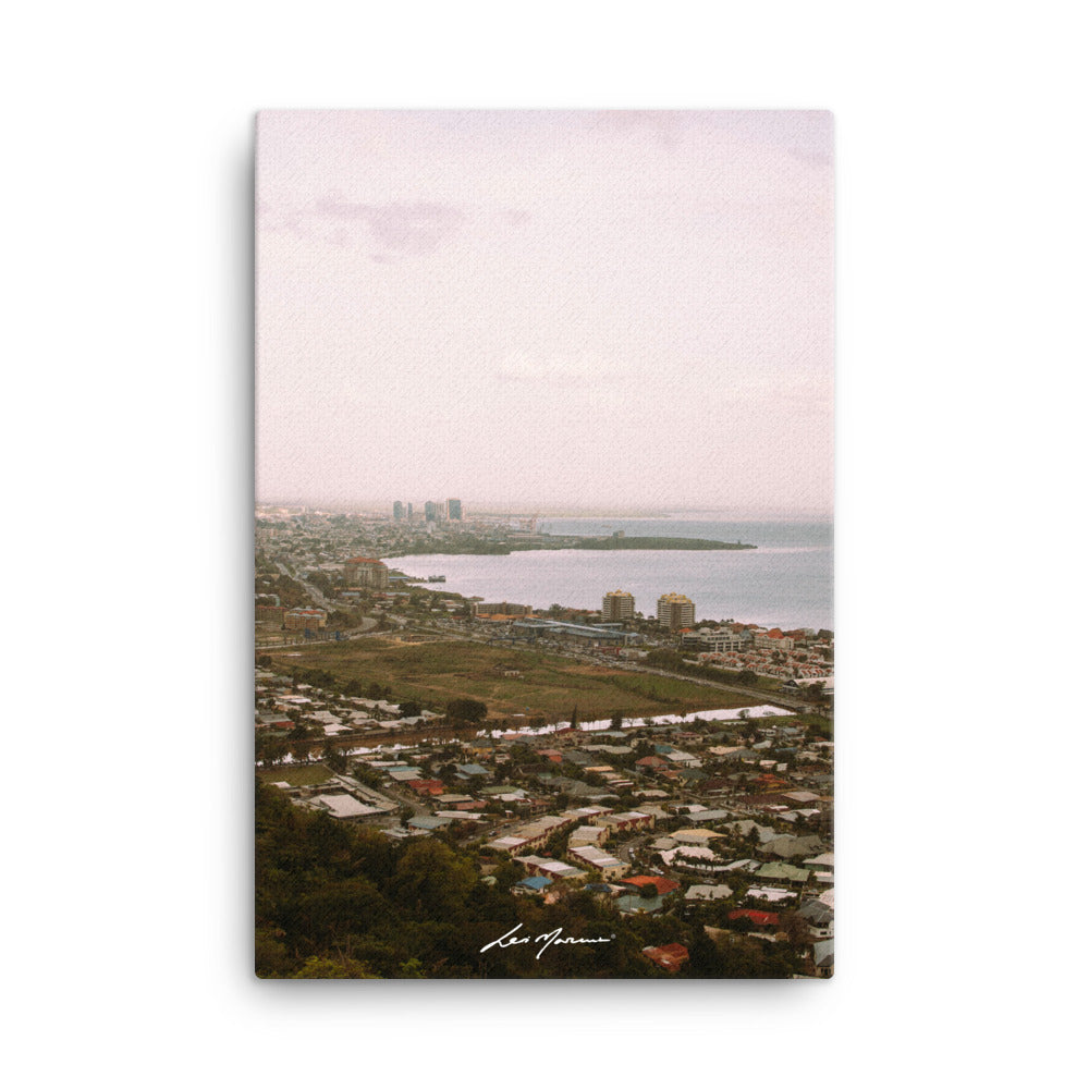 West Coast, Trinidad and Tobago (Canvas) - Levi Marcus
