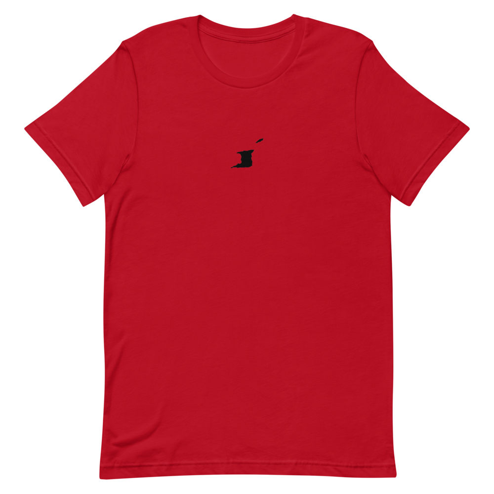 Nation TT (Trinidad & Tobago) T-shirt Red - Levi Marcus