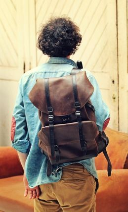 Leather Backpacks Australia