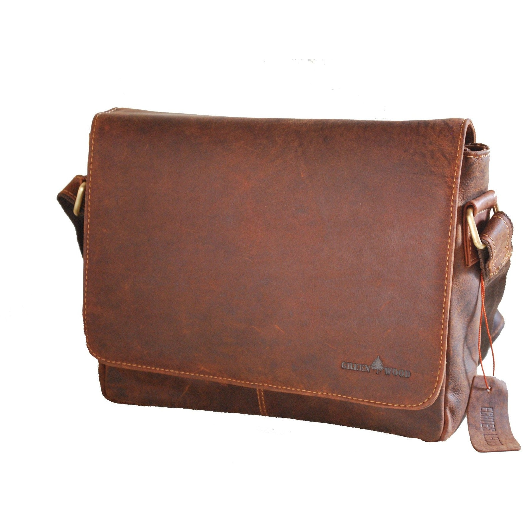 Smart Messenger Steven - Sandal - Leather Greenwood Bag | The Greenwood Leather Online Shop Australia