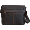 Smart Messenger Steven - Brown - Leather Greenwood Bag | The Greenwood Leather Online Shop Australia