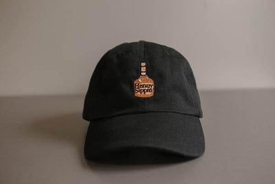 RARE- The Henny Sippin Strap Back Cap