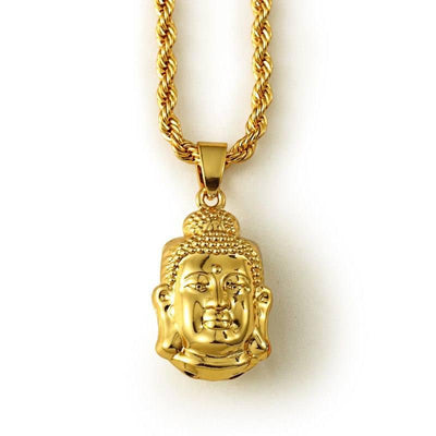 The Buddha Gold Chain