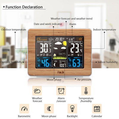 Barometric Home Weather Station