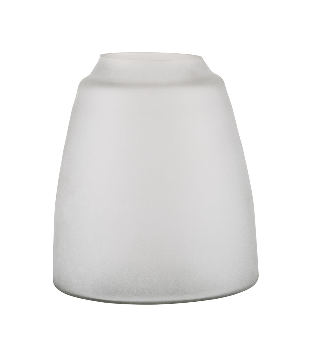 Zakkia Homewares - Tapered Vase  Frost