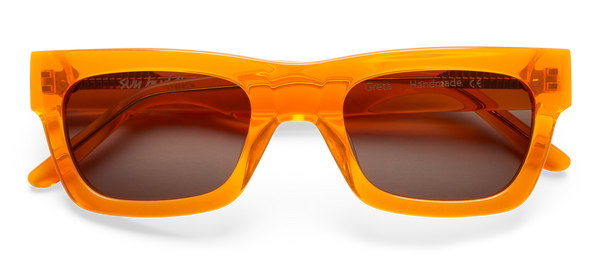 SUNBUDDIES - Greta Safety Orange