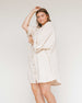THE LULLABY CLUB - WOMENS LOUNGE DRESS OAT