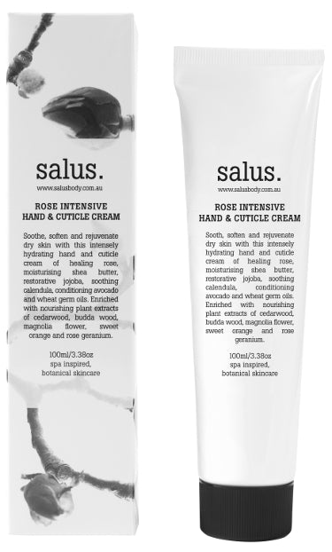 Salus - ROSE INTENSIVE  HAND & CUTICLE CREAM