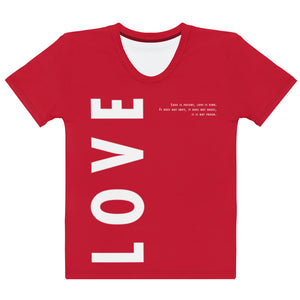Love Tee - PeculiarPeople StandOut Christian Apparel