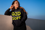 LIVING FOR GOD - Sweatshirt - PeculiarPeople StandOut Christian Apparel