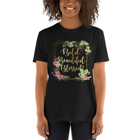 BOLD.BLESSED.BEAUTIFUL - PeculiarPeople StandOut Christian Apparel
