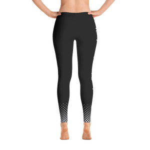 I Can Do All Things Leggings - PeculiarPeople StandOut Christian Apparel