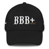 women BBB+ Rated Bold.Beautiful.Blessed Hat - PeculiarPeople StandOut Christian Apparel