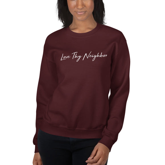 Love thy Neighbor - PeculiarPeople StandOut Christian Apparel