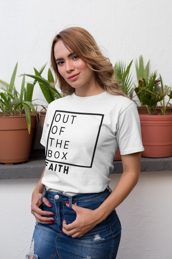 OUT OF THE BOX FAITH CHRIST - PeculiarPeople StandOut Christian Apparel