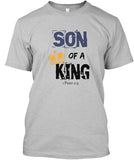 SON OF A KING - PeculiarPeople StandOut Christian Apparel