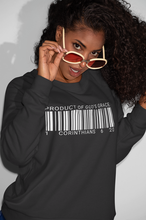 PRODUCT OF GOD'S GRACE - (Women's) - PeculiarPeople StandOut Christian Apparel