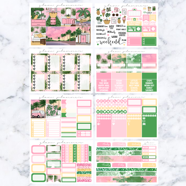 Palm Leaves Luxe Kit (Old Version)