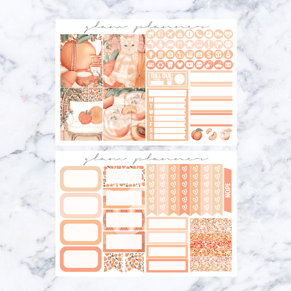 Peach Bellini Bitty Kit