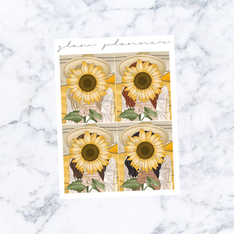 Sunflower Soiree Fashion Boxes
