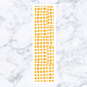 Sunflower Soiree Side Washi