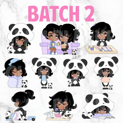 Batch 2 - Polka and Dot