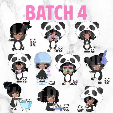 Batch 4 - Polka and Dot