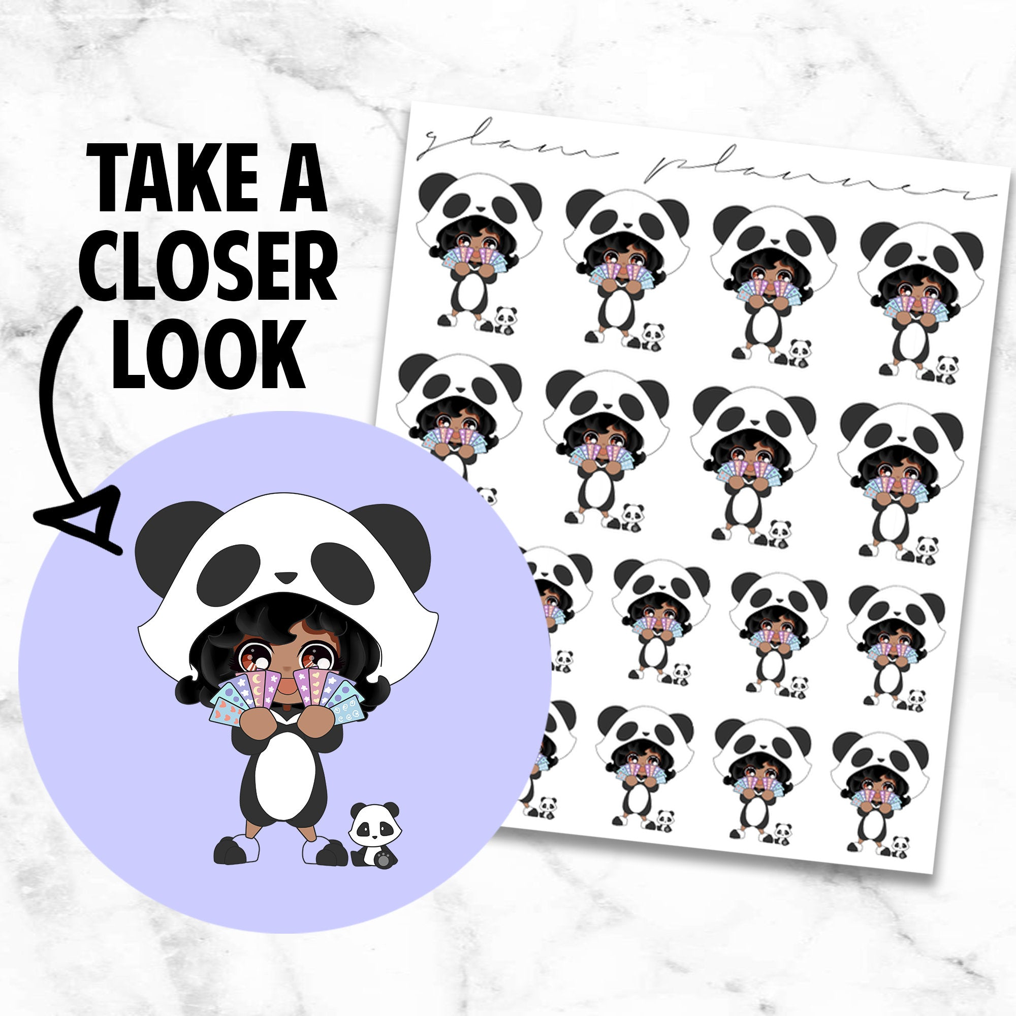 Polka and Dot: Buy More Stickers/Sticker Haul