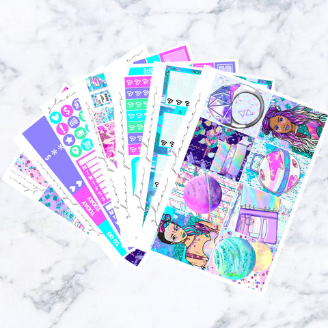Space Girls April 2018 Mystery Luxe Kit