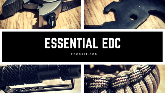 4 Essential Multipurpose Everyday Carry (EDC) Items