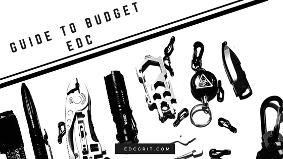 A Guide to Budget Everyday Carry (EDC)