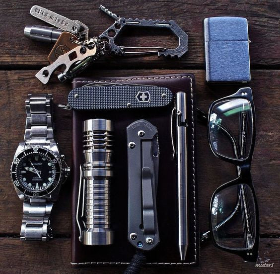 The Best of EveryDay Carry (EDC) on Pinterest 2017