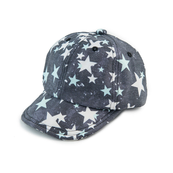 Denim Star Cap