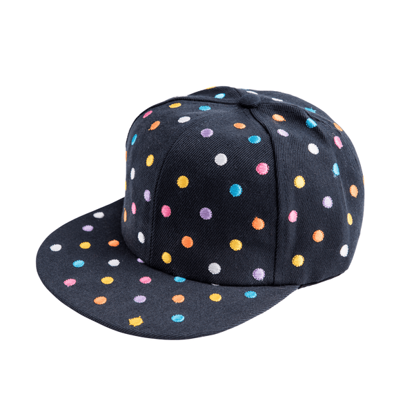 Colorful Dot Cap